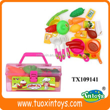 plastic sausage mini food korean toys for children