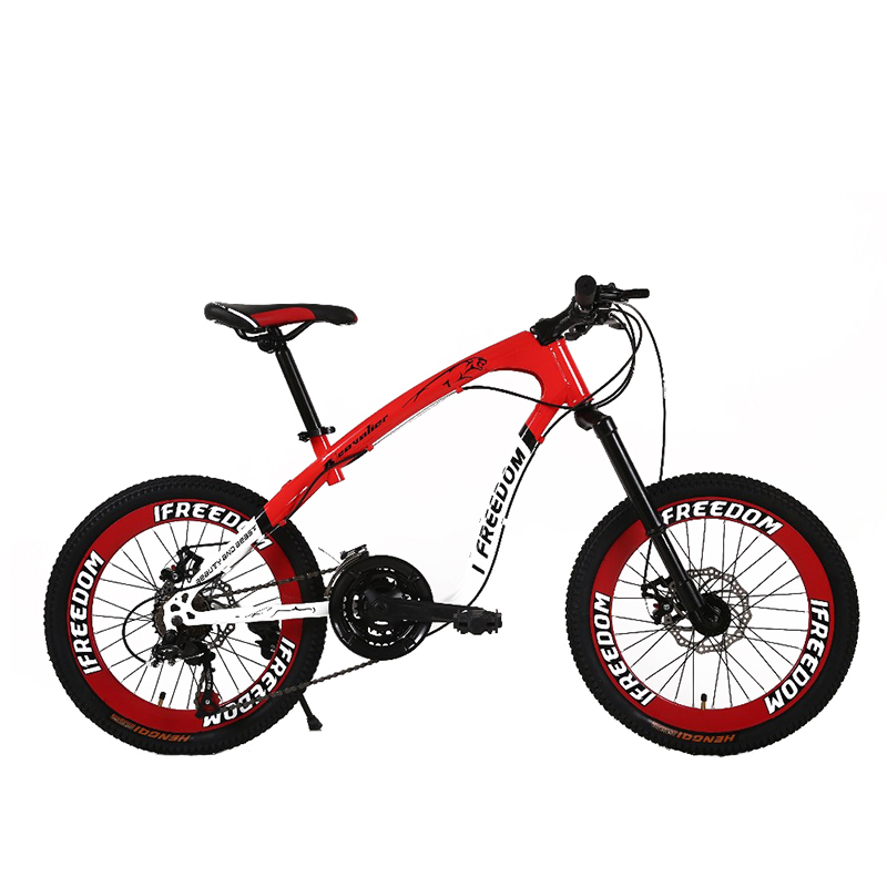 "China factory 20 "" 7 speed suspension fork MTB children mountain bike bicycle"