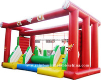 Amazing inflatable games/giant inflatable sport games for adults or kids