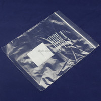 hot sale LDPE plastic ziplock resealable bag
