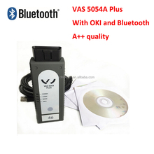 100% original vas 5054a plus obd obd2 diagnostic Interface tools oki Full Chip odis V4.1.3 vas 5054 a Support UDS Protocol