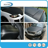 Bubble free vinyl wrap material for car full body vinyl sticker paper