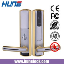 wholesale price rfid electronic hotel card door lock with access control system