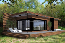 Container 20ft 40 feet luxury prefabricated house prices
