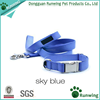 premium heavy duty webbing custom print logo pet collar and leash