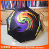 custom made purple gift high quality golf umbrella
