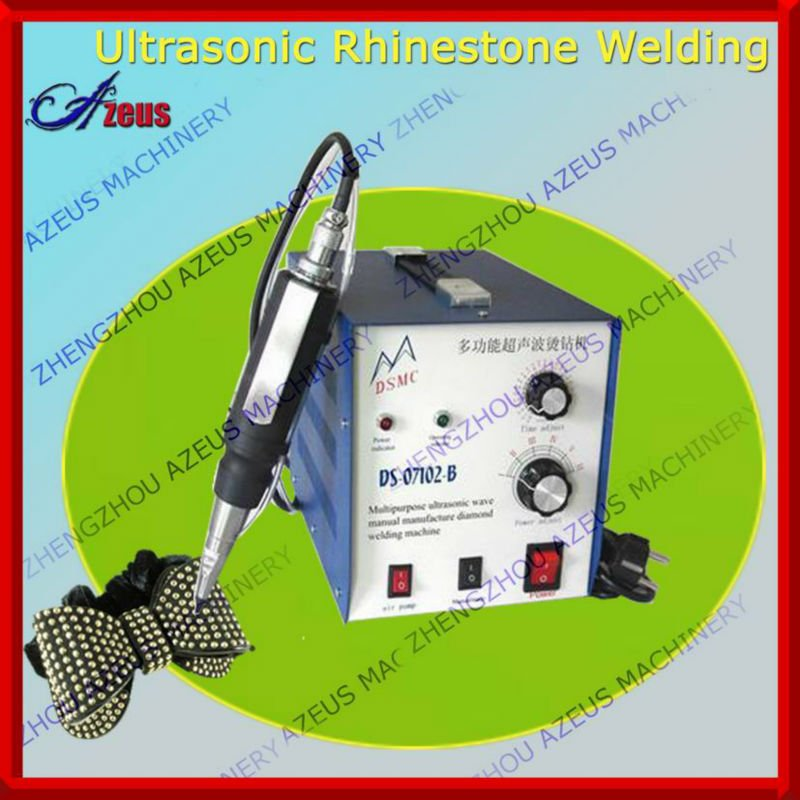 Jewelry Tools & Equipment portable ultrasonic spot welding machine