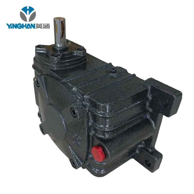 Hangzhou Yinghan Factory direct sales of small -scale worm speed reducer WPX gear reducer automatic transmission filter