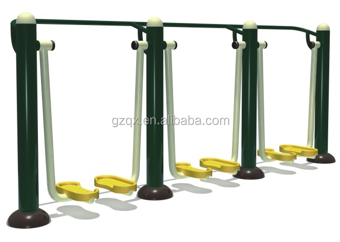 China factory Whole sale best park steel outdoor fitness equipment QX-091F