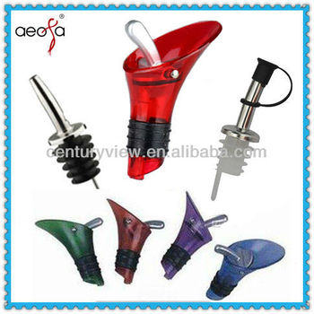 OEM Various kinds of Drip Stop Wine Pourer