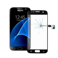 New Products Mobile Phone Tempered Glass Screen Protector For Samsung Galaxy S7, Screen Film For Galaxy S7 Screen Protector