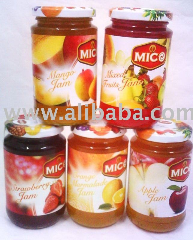 MICO Fruits Jam