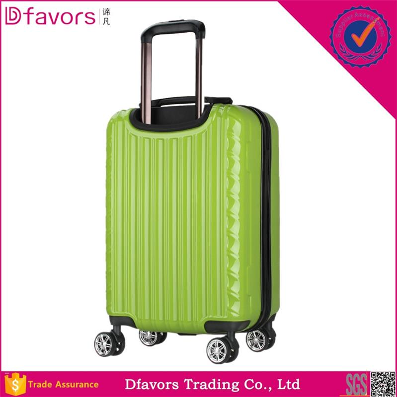 Brand new hard abs trolley case travel trolley luggage bag buy ride on kid's suitcase multiple colors