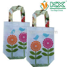 Printed custom made non woven shopping small bags