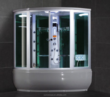 High quality 2017 new design and low price hot sale steam shower cabin