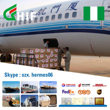 Top10 shipping agent air cargo to nigeria