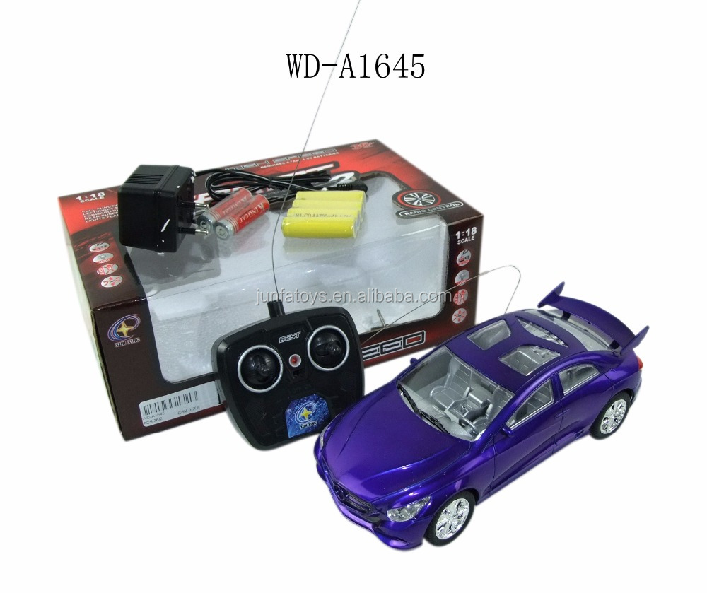 4CH RC car Function car