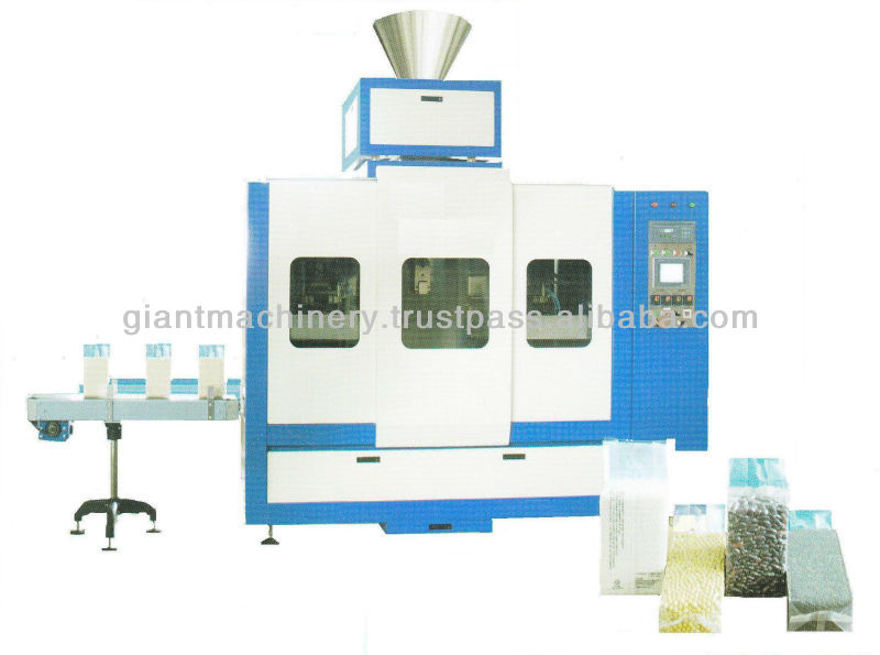 GIANT LATEST DOUBLE-STATION SIX SIDES SHAPING VACUUM PACKING MACHINE