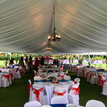2017 Cheap Price Wedding Party Tent with decoration
