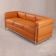 most popular comfort lc2 3 seater sofa