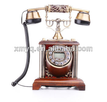 Cloisonne Glue Retro Telephone