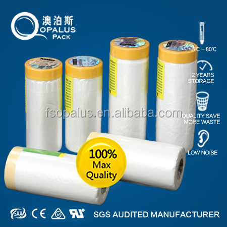China supplier laminated plastic packaging film