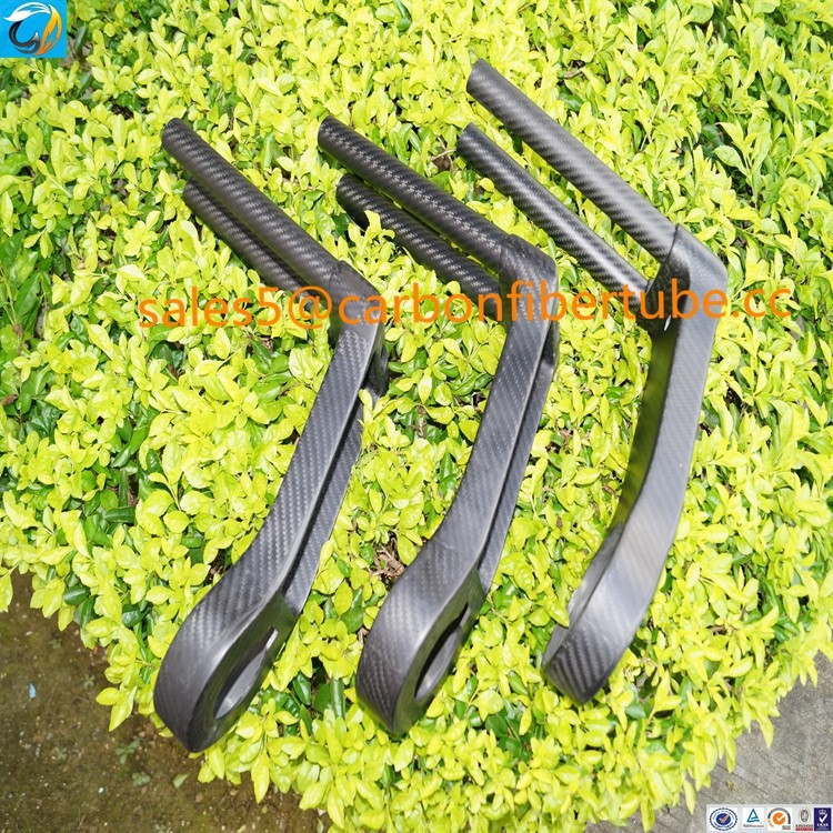 Hot sale carbonfiber cnc machined part/carbon fiber car parts,motorcycle parts,telescopic parts