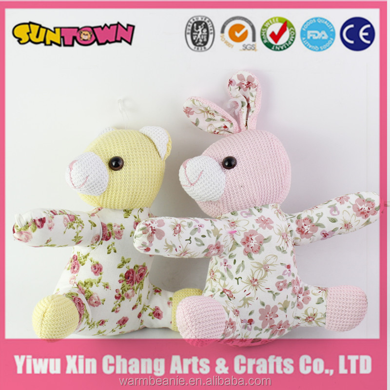 Creative classical animal doll handmade cloth plush toys