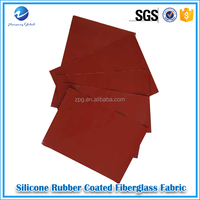Good performance High strength Trending hot silicone coated glass fiber fabric