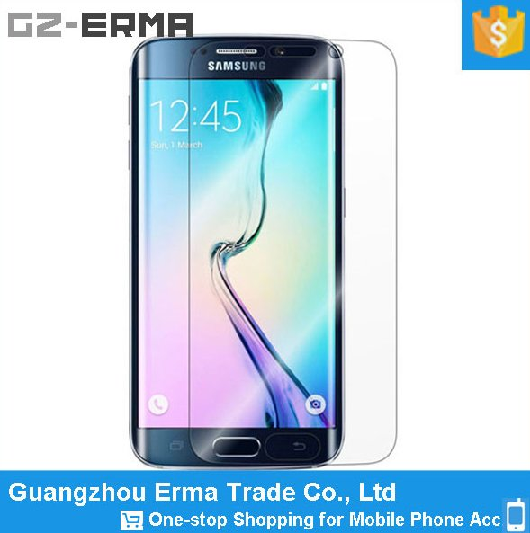 Cell phone tempered glass for Galaxy S6 edge plus screen protector mobile accessories