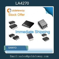 (electronic ICs chips)LA4270 LA4270,LA427,LA42,4270