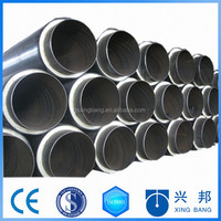 rigid polyurethane foam thermal insulation tubing