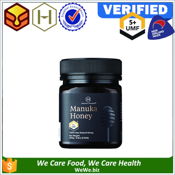 250g New Zealand Manuka Honey UMF 5+ Bee Honey Royal Honey Made in New Zealand Ship from New Zealand