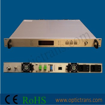 External Modulation Optical Transmitter/1550nm Fiber Optical Transmitter (OPT-1550E-W)