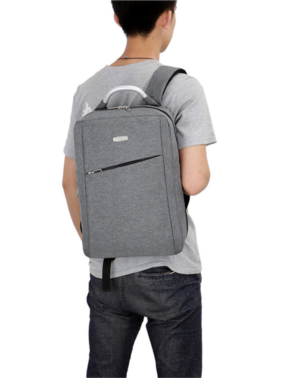 New fashion convertible backpack hard case for dell laptop