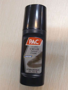 Black grey green liquid hotsale shoe polish