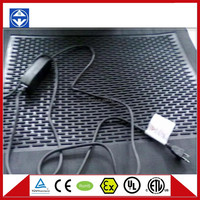 portable outdoor walkway heated mats