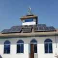 PV solution 6000W off grid solar home system 6KW 10KW solar power 220 volt for office