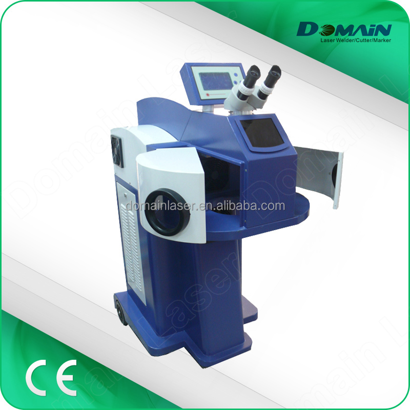 Laser Welding Jewelry Machine Manufacturer 150w High Quality
