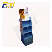 Stackable double sides ceramics tiles display racks