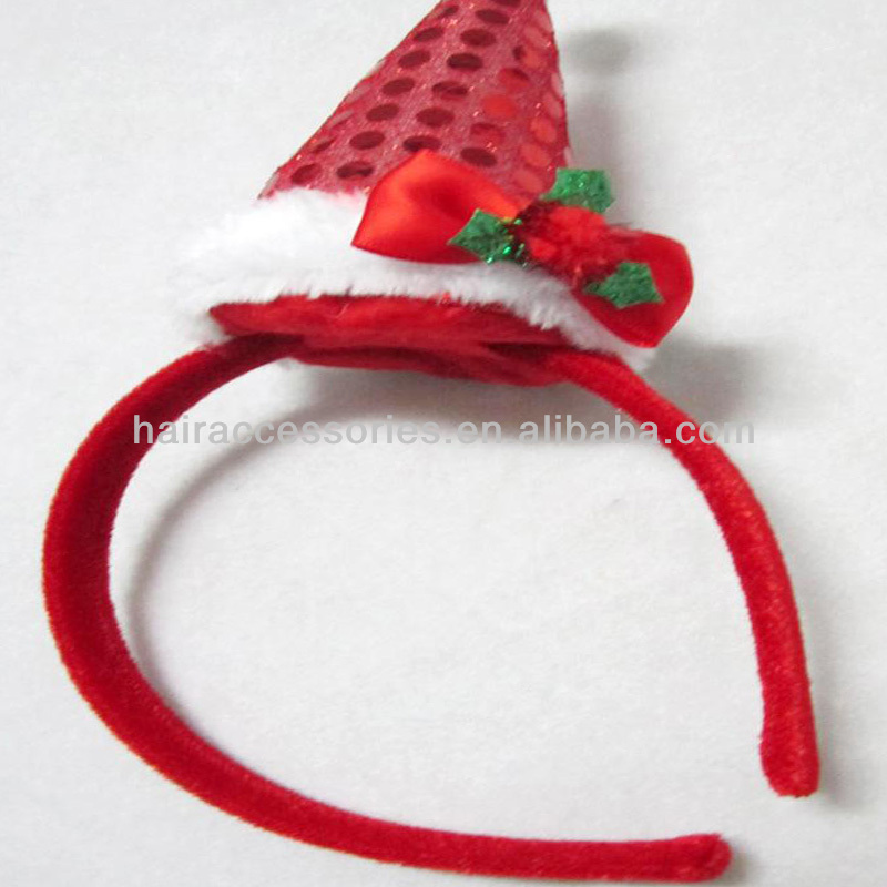 Christmas Hairband With Antler, christmas hat, trees or snowflake