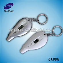 digital tire pressure gauge with mini key chain