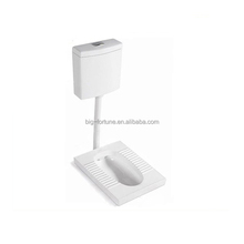 Bathroom sanitary ware ceramic squatting wc pan