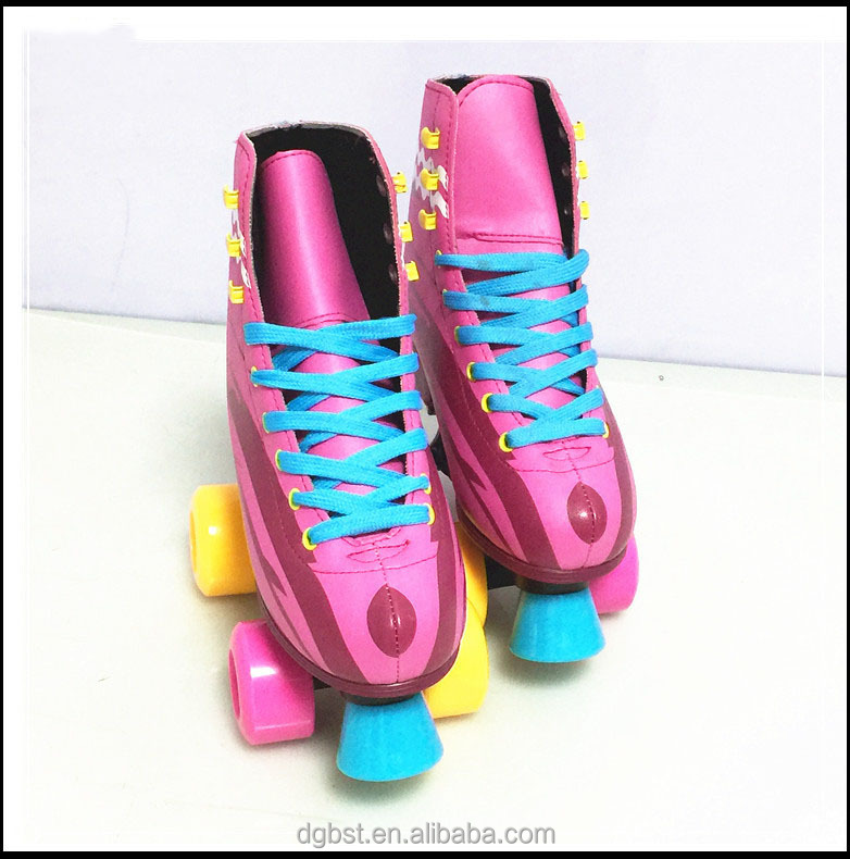 DISPLAY wholesale adjustable quad roller skates