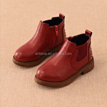 F10122E Classical kids shoes korean style casual children winter boots