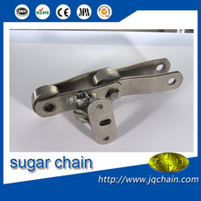 bagasse conveyor chain rantai conveyor factory with ISO certified