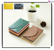 iridescent paper classical mini envelope