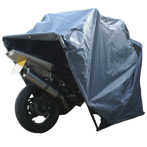 outdoor bike bicycle motorcycle scooter packing retractable motorcycle shelter