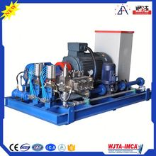 Pneumatic Control Water Jet Cleaning Machine Ventilation And Gas Control Systems Cleaning