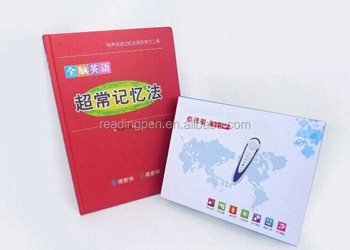 Popular selling Learning Tool Touch Reading Pen Children english talking pen with factory price